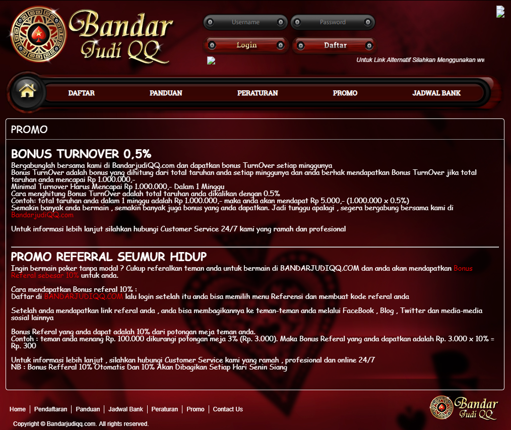 BandarJudiQQ PolisiJudi Online Indonesia