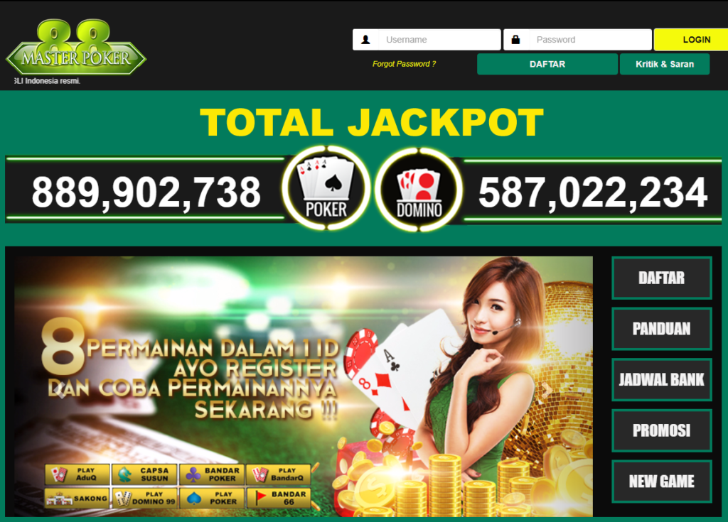 MasterPoker88 PolisiJudi Online Terbaik Indonesia