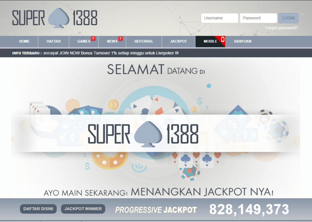 Super1338 PolisiJudi Online Terbaik Indonesia